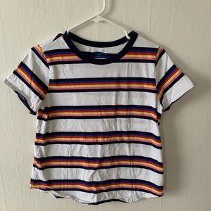 Old Navy Striped Everywear T-Shirt